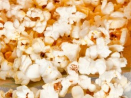 Popcorn and COPD!