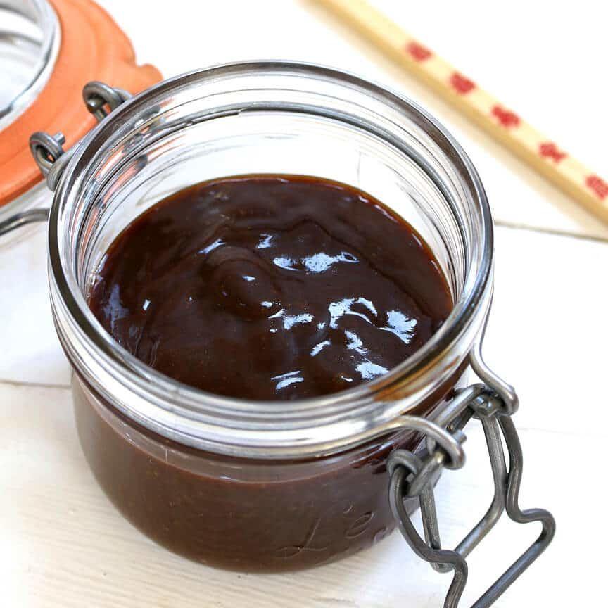 Hoisin Sauce Without Sugar