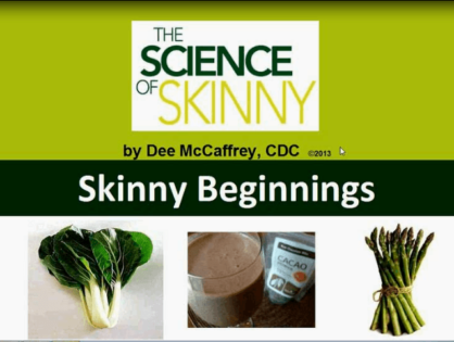 Instant Webinar: Skinny Beginnings – The Secrets to Effortless Weight Loss