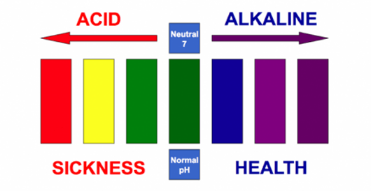 Acid—The Silent Killer; Alkalinity—The Key to Health