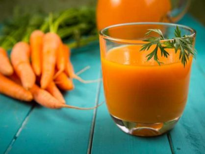 The Healing Power of Carrot Juice