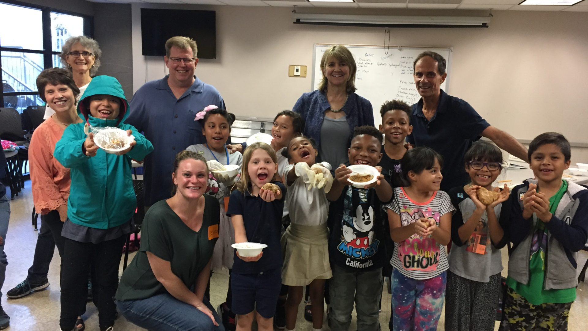 Kids Nutrition Class Fall 2018 Tempe, Arizona
